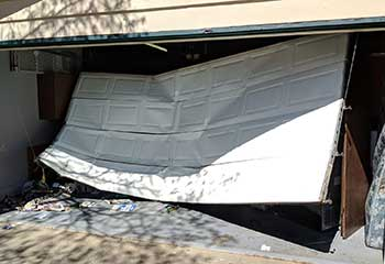 Garage Door Off Track In Cerritos LA